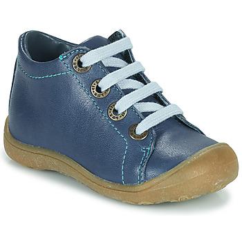 Zapatos Niños Zapatillas altas Little Mary GOOD Azul