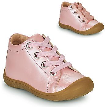 Zapatos Niños Zapatillas altas Little Mary GOOD Rosa