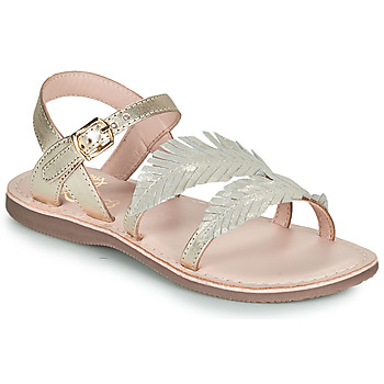 Zapatos Niña Sandalias Little Mary LORETTE Oro