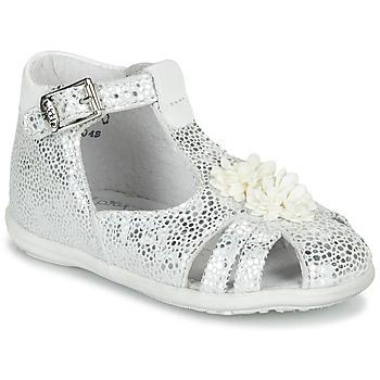 Zapatos Niña Sandalias Little Mary GLADYS Plata