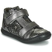 Zapatos Niña Zapatillas altas Little Mary JACKLYN Plata