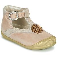 Zapatos Niña Sandalias Little Mary GENTIANE Beige