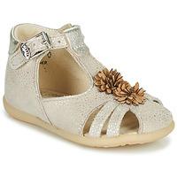 Zapatos Niña Sandalias Little Mary GLADYS Beige