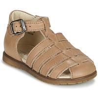 Zapatos Niños Sandalias Little Mary LIXY Marrón