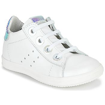 Zapatos Niña Zapatillas bajas Little Mary DOROTHE Blanco