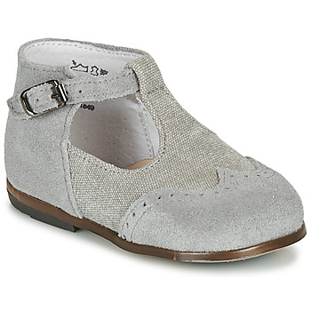 Zapatos Niño Sandalias Little Mary FRANCOIS Gris