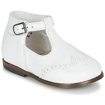 Zapatos Niños Sandalias Little Mary FRANCOIS Blanco