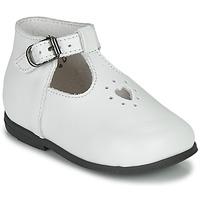 Zapatos Niña Sandalias Little Mary NANNY SP Blanco