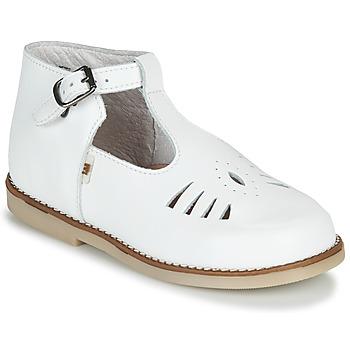 Zapatos Niños Sandalias Little Mary SURPRISE Blanco