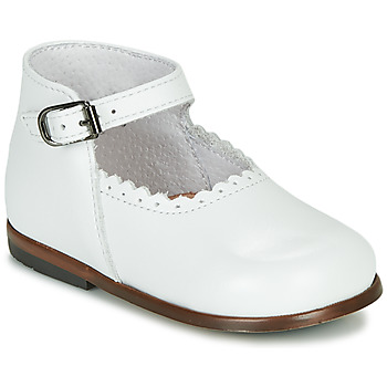 Zapatos Niña Sandalias Little Mary VOCALISE Blanco