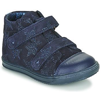 Zapatos Niña Zapatillas altas Little Mary ADELINE Marino