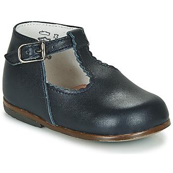 Zapatos Niña Sandalias Little Mary BASTILLE Azul