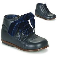 Zapatos Niña Botas de caña baja Little Mary FAVORITE Marino