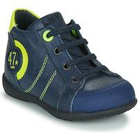 Zapatos Niño Botas de caña baja Little Mary FELIX Marino