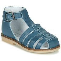 Zapatos Niños Sandalias Little Mary JOYEUX Azul