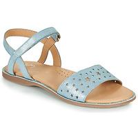 Zapatos Niña Sandalias Little Mary LIO Azul