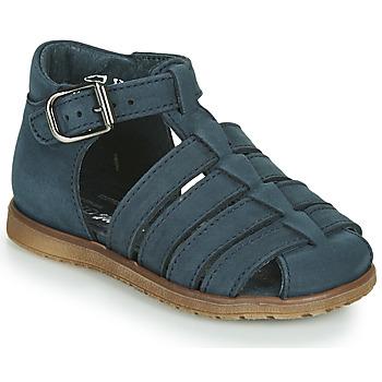 Zapatos Niños Sandalias Little Mary LIXY Azul