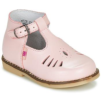 Zapatos Niños Sandalias Little Mary SURPRISE Rosa