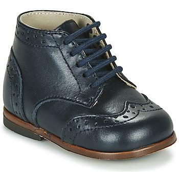 Zapatos Niño Botas de caña baja Little Mary LORD Azul