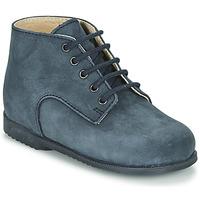 Zapatos Niño Botas de caña baja Little Mary MILOT Azul