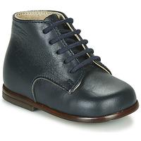Zapatos Niños Botas de caña baja Little Mary QUINQUIN Marino
