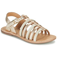 Zapatos Niña Sandalias Little Mary BARBADE Oro