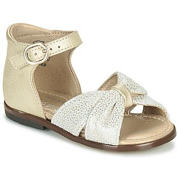 Zapatos Niña Sandalias Little Mary DIANA Oro