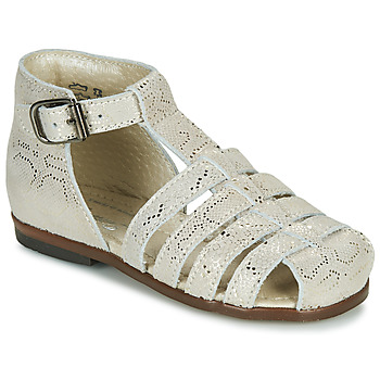Zapatos Niña Sandalias Little Mary JULES Oro