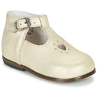 Zapatos Niña Sandalias Little Mary NANNY SP Oro