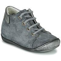 Zapatos Niña Botas de caña baja Little Mary FLAVIE Gris