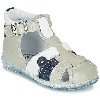 Zapatos Niño Sandalias Little Mary VERCORS Gris