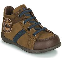Zapatos Niño Botas de caña baja Little Mary COQUIN Marrón