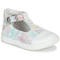 Zapatos Niña Sandalias Little Mary VALSEUSE Blanco / Multicolor
