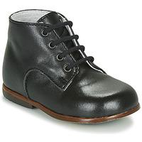 Zapatos Niños Botas de caña baja Little Mary MILOTO Negro
