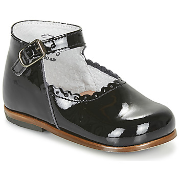 Zapatos Niña Bailarinas-manoletinas Little Mary VOCALISE Negro