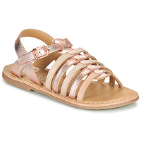Zapatos Niña Sandalias Little Mary BARBADE Rosa