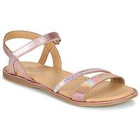Zapatos Niña Sandalias Little Mary DOLERON Rosa