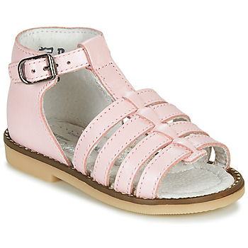 Zapatos Niña Sandalias Little Mary HOLIDAY Rosa