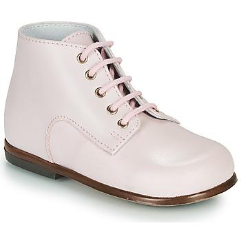 Zapatos Niños Botas de caña baja Little Mary MILOTO Rosa