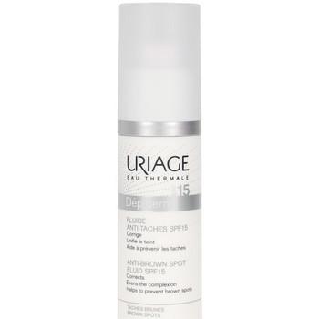 Belleza Mujer Hidratantes & nutritivos New Uriage Dépiderm Anti-brown Spot Fluid Spf15  30 ml