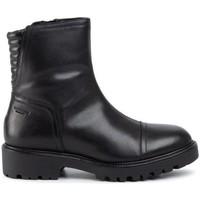Zapatos Mujer Botines Vagabond Botines negros Kenova Black