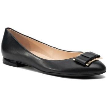 Zapatos Mujer Bailarinas-manoletinas Högl Zapatos planos Harmony Schwarz Black