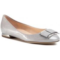 Zapatos Mujer Bailarinas-manoletinas Högl Bailarinas Harmony Silver Silver