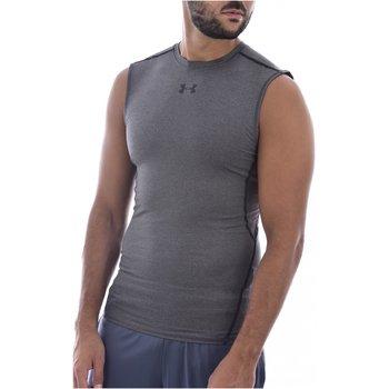 textil Hombre Camisetas sin mangas Under Armour T-Shirts 1257469-090 - Hombres gris