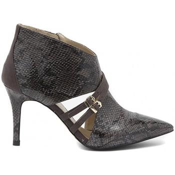 Zapatos Mujer Low boots Café Noir CAFèNOIR PITONATO PINTA GRIGIO Multicolore