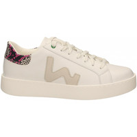 Zapatos Mujer Zapatillas bajas Womsh CONCEPT white-snake-fuxia