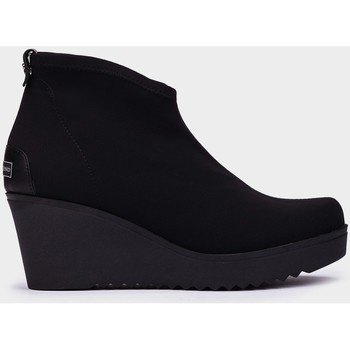 Zapatos Mujer Low boots Pedro Miralles Gotemburgo Noir