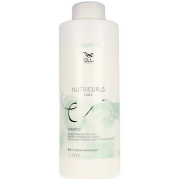 Belleza Champú Wella Nutricurls Shampoo Curls  1000 ml