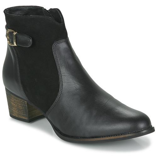 Venta de liquidación de temporada Zapatos especiales So Size SERELLE Negro