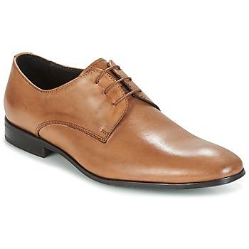 Zapatos Hombre Derbie Carlington MOMENTA Marrón